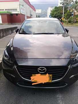 Vendo Mazda 3 modelo 2018