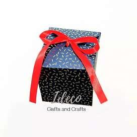 Caja para regalo