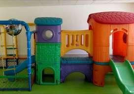 Parque Infantil Step2 Clubhouse Climber