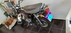 Vendo moto zanella