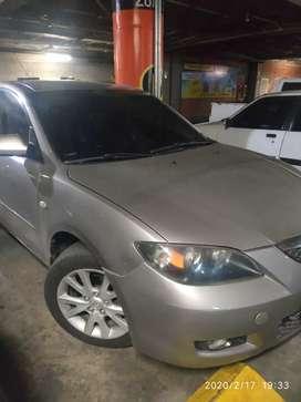 Mazda 3 en perfecto estado.