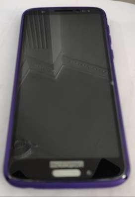 Venta de celular MOTO G 6