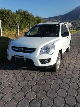 Vehículo a la venta Kia sportage 2013
