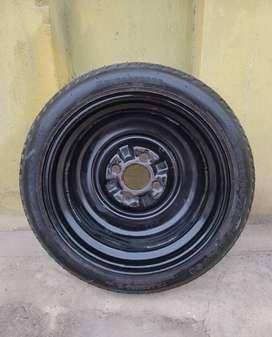 Llanta Bridgestone T125/70D15 95M aro tamaño 15