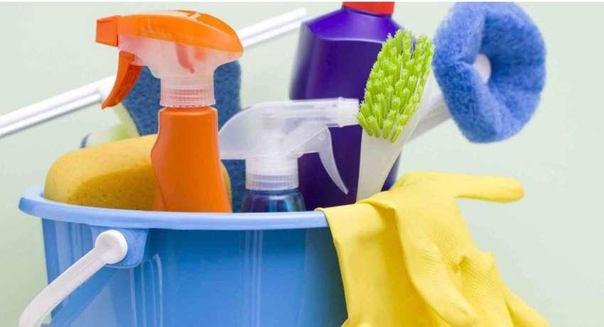 Señora para tareas de limpieza 0
