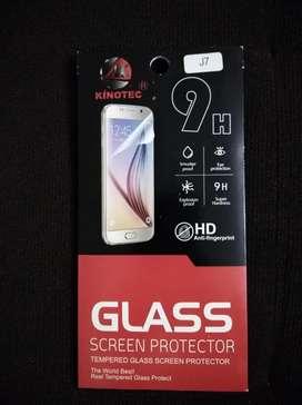 Protector de Pantalla Celular Tempered Glass Premium 9h