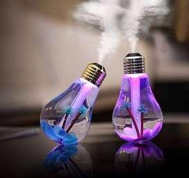 Bombillo Humidificador +Luz Aroma gran oferta!¡¡1