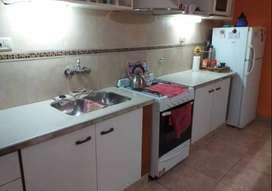 Habitacion Individual en San Martin $17000