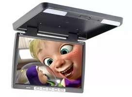 Pantalla Monitor Para Techo De Carro Tft Lcd 9o 12o 17o 19o 22 Pulgadas Nuevas Scp1