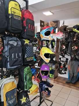 Cascos, hidropacks, goggles ciclismo!!!