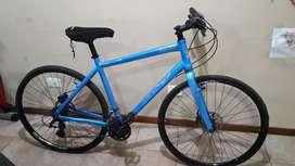 Vendo Bici Híbrida liquid exact SIN USO