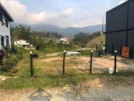 Venta de lote en el municipio de Guatapé
