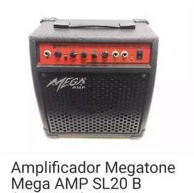 Amplificador para guitarra megatone