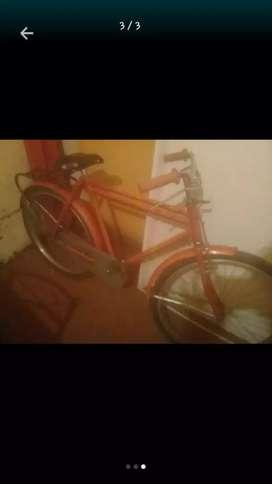 Bici Doble Caño Permuto