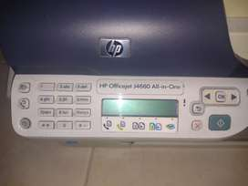 Impresora HP Officejet J4660