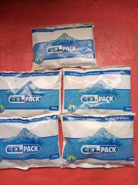Gel pack refrigerante