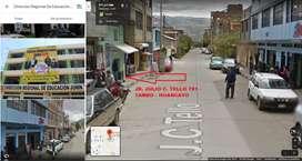 Propiedad para negocio en El Tambo-Huancayo