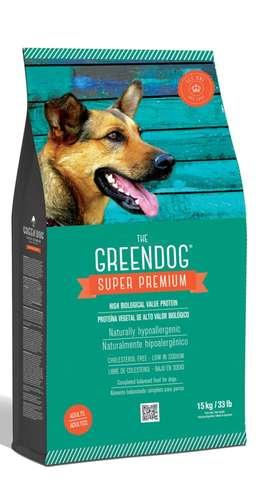 The Green Dog Adulto x 15 kg
