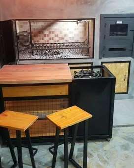Fabricamos Muebles de diseño industrial.