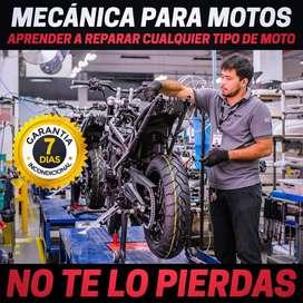Mecánica para motos