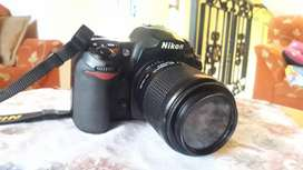 Camara Nikon D 200