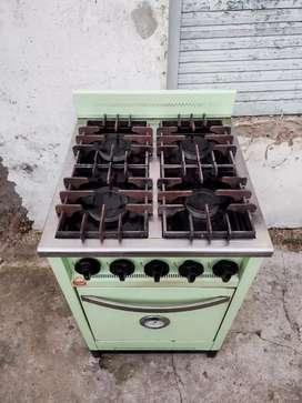 Cocina ARES 57 industrial doméstica