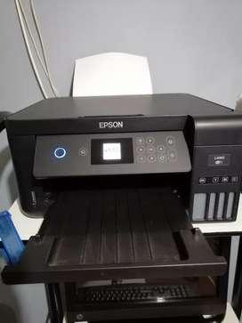 Vendo Impresora EPSON L4160 nueva