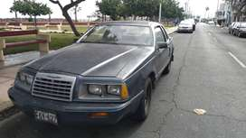 venta de auto clasico ford thunderbird 85 a GLP