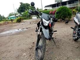 Se Vende moto Shineray 200