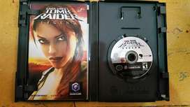 Tomb Raider Legend Gamecube Buen Estado