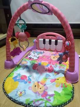 Gimnasio piano Fisher-Price