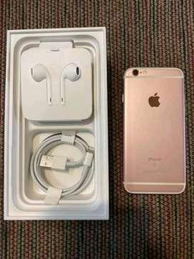 iPhone Rosa  Audriculares  Cargador