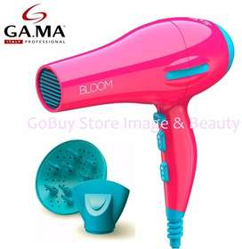 Secadora De Cabello Gama Bloom Flow Ion 2,200 Watts