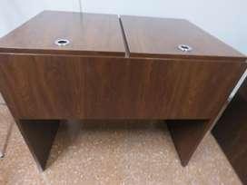 Mueble Archivero 2 cuerpos (dos puertas)