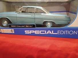 Chevrolet Bel Air 1962. Edición Especial Escala 1:18, en Pilar. IMPECABLE