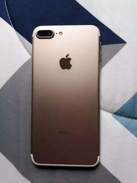 Vendo iPhone 7 Plus de liberar de 128GB