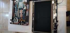 Vendo repuestos portatil mini Dell inspiró z11por partes