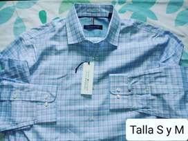 Remato Camisa Tommy Hilfiger talla S