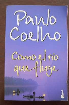 Libro Como El Rio Que Fluye Coelho