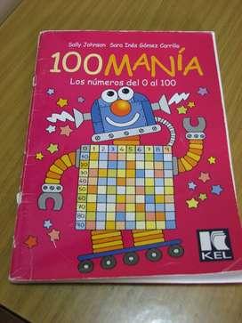 Vendo Libro 100 Mania.