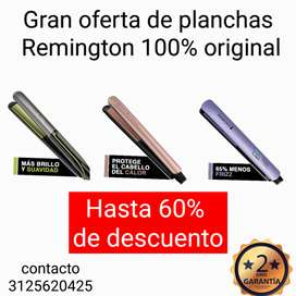 Plan has Remington originales