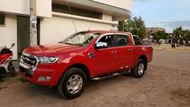 Camioneta, Ford Ranger, modelo XLT, mecánico
