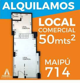 Local Comercial en Maipú 714 50m²