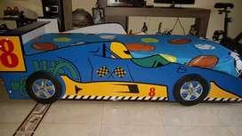 Vendo cama carro de 90 x 1.90