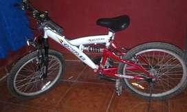 vendo bicicleta para niňo