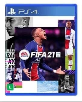 Vendo FIFA 21 Standard Edition Electronic Arts PS4 Físico