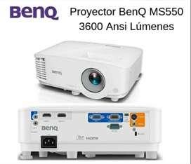 Proyectores Nuevos marca BenQ