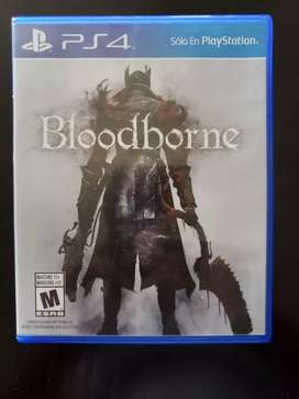 Vendo BLOODBORNE ps4