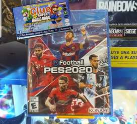 PES 20 play station 4
