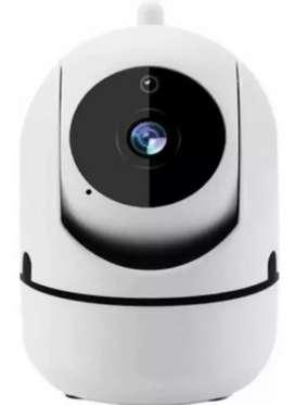 Cámara WiFi Smart Qc3 Infrarrojo visión nocturna 1080p 120